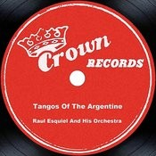 Tangos Of The Argentine Songs