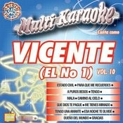 Canta Como: Vicente El No. 1 Vol. 10 Songs
