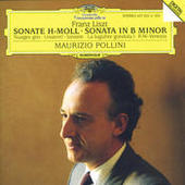 Liszt: Sonata in B minor; Nuages gris; Unstern! Sinistre; La lugubre gondola; R.W.-Venezia Songs