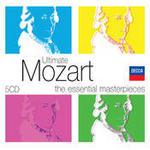 Ultimate Mozart (5 CDs) Songs