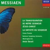 Messiaen: La Nativité Du Seigneur; La Tranfiguration De Notre Seigneur Jésus Christ (2 Cds) Songs