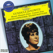 Gundula Janowitz - Mozart: Concert Arias Songs