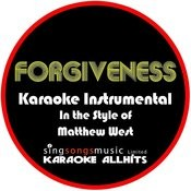 Forgiveness (In The Style Of Matthew West) [Karaoke Instrumental Version] - Single Songs