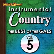 Instrumental Country: The Best Of The Gals, Vol. 5 Songs