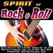 Spirit Of Rock & Roll Songs