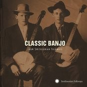 Classic Banjo From Smithsonian Folkways Songs