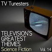 Television's Greatest Themes, Vol. 14 (Science Fiction) Songs