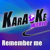 Remember Me (Originally Performed By Daley Feat. Jessie J)[Karaoke Version] Song
