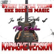 Every Little Thing She Does Is Magic (In The Style Of The Police) [Karaoke Version] - Single Songs