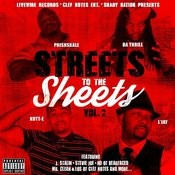 Streets To The Sheets, Vol. 2 Songs