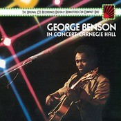 George Benson In Concert--Carnegie Hall Songs