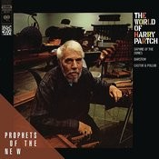 The World of Harry Partch Songs