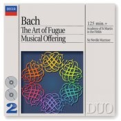 Bach, J.S.: The Art of Fugue; A Musical Offering Songs