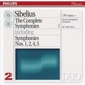 Sibelius: The Complete Symphonies, Vol.1 Songs