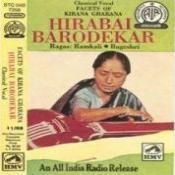 Hirabai Barodekar Songs