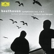 Beethoven: Symphonies Nos.5 & 7 Songs