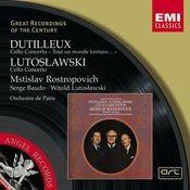 Dutilleux & Lutoslawski: Cello Concertos Songs