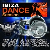 Ibiza Dance Session Songs