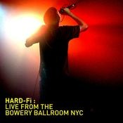 Recorded Live at The Bowery Ballroom NYC (iTUNES) Songs