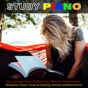 Concentration Music MP3 Song Download- Easy Listening Piano