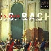 Bradenburg Concertos Nos. 1-4 Songs