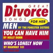 Various Artists/ Great Divorce Songs For Her Songs