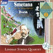 Smetana: The 2 String Quartets / Dvorak: Romance; 2 Waltzes Songs