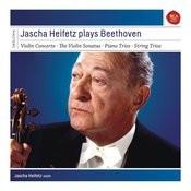 Jascha Heifetz Plays Beethoven (Sonatas & Concerto) Songs