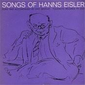 Songs Of Hanns Eisler Songs