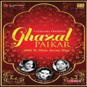 Ghazal Paikar Abhi To Main Jawan Hun Cd 3 Songs