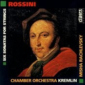 Gioacchino Rossini: Six Sonatas For Strings Songs