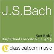 Johann Sebastian Bach, Harpsichord Concerto No. 1 In D Minor, BWV 1052 Songs