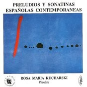 Mompou, Montsalvatge, Abril: Preludes And Sonatinas Of Comtemporary Spanish Composers Songs