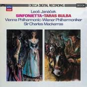 Janacek: Sinfonietta; Taras Bulba Songs