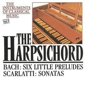 The Instrument Of Classical Music - The Harpsichord Songs