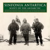 Sinfonia Antartica/Scott Of The Antarctic Songs