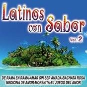 Latinos Con Sabor Vol.2 Songs