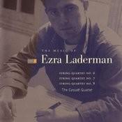 Music Of Ezra Laderman, Vol. 3 Songs