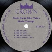 Tahiti Nui & Other Takes Songs