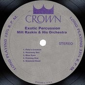 More Exotic Percussion Songs