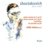 Shostakovich : Piano Music Songs