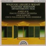 Mozart: Haffner Serenade, Divertimento No. 6 Songs