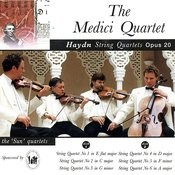 String Quartet In E Flat Major, Op. 20, No. 1: II. Mennet Un Poco Allegretto Song