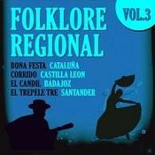 Folklore Regional Vol.3 Songs
