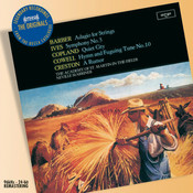 Barber/Ives/Copland: Orchestral Works Songs