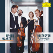 Beethoven: String Quartets Op. 18 No. 1 & Op. 59 No.1 Songs