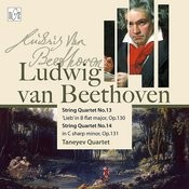 Ludwig Van Beethoven. String Quartet No.13