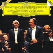 Mozart: Piano Concertos Nos. 20 & 25 Songs