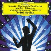 Strauss, R.: Also sprach Zarathustra Songs