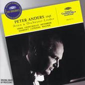 Peter Anders - Opernarien und Orchesterlieder Songs